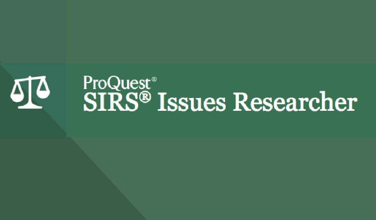 SIRS Issues Research
